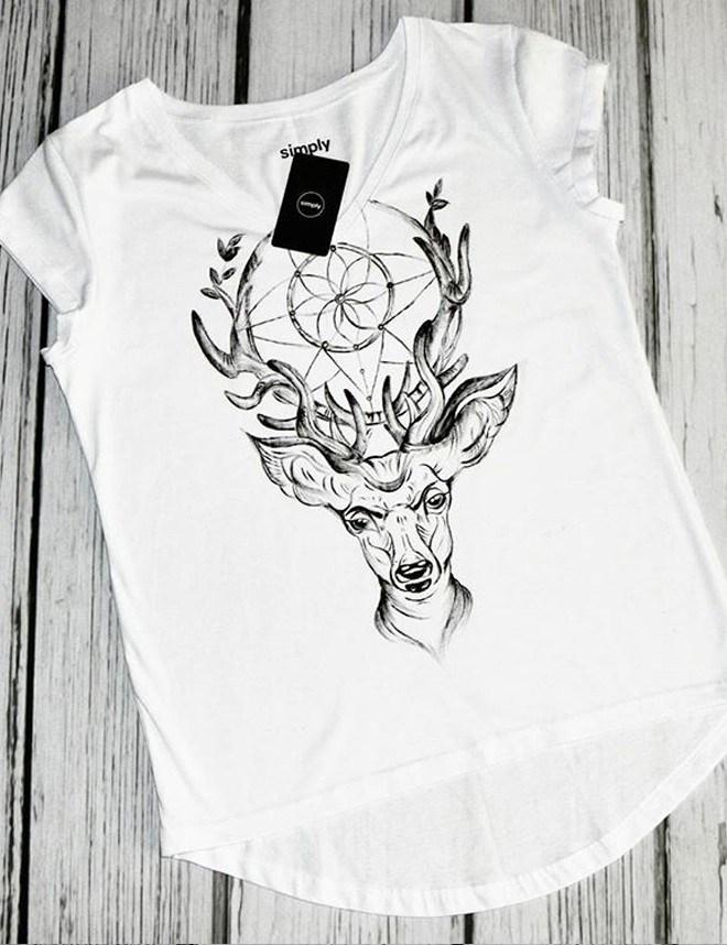 Znakowanie odzieży metodą flex dla Steff Staff