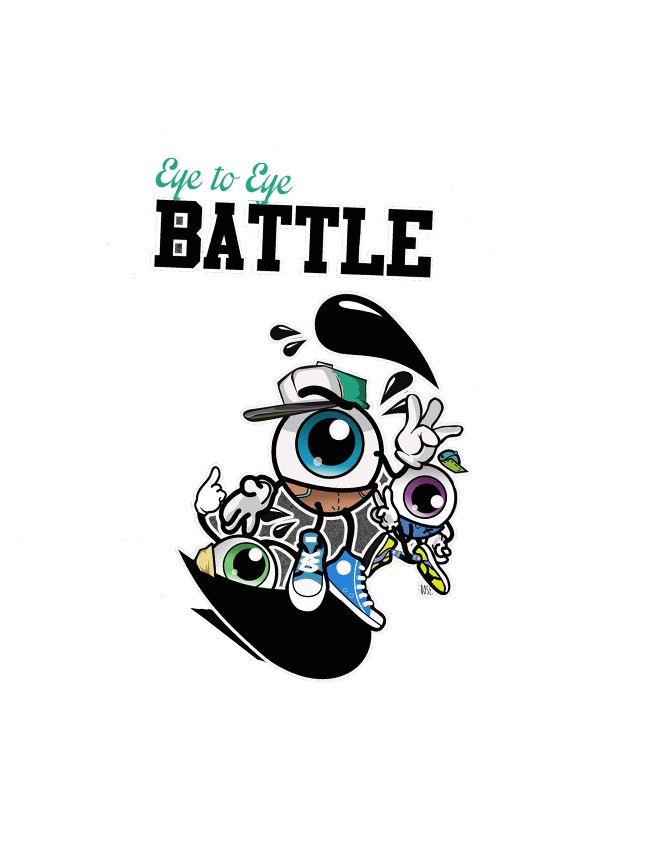 EYE TO EYE BATTLE - NADRUKI DTG