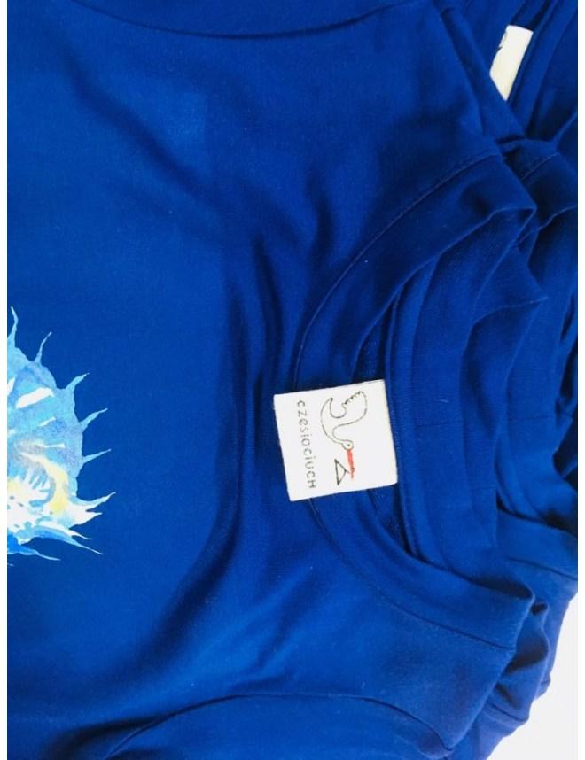 Znakowanie odzieży metodą flex i DTG dla Solanek-Medical SPA