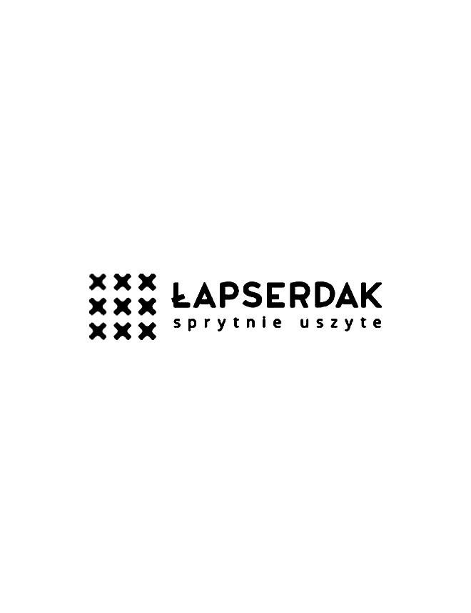 """Spodnie uniwersalne (SM1) typu """"alladynki"""" z obniżonym krokiem"""