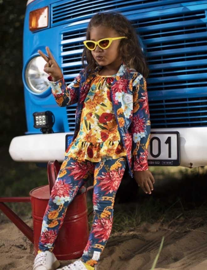 Standardowy T-shirt (TM4) męski typu Basic