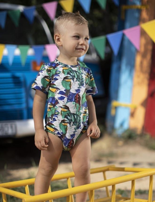 T-shirt (T-05) czarna