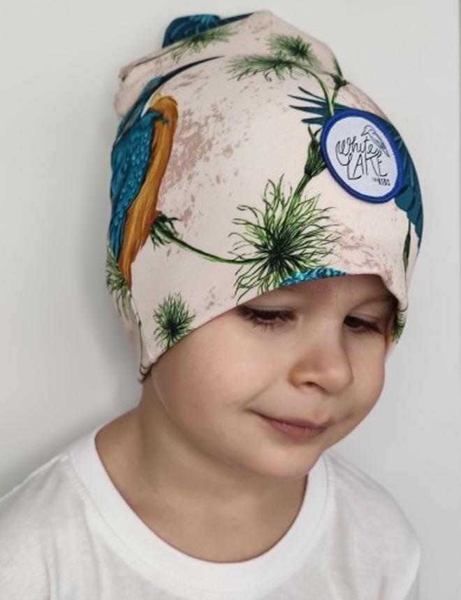 T-shirt (T-03) biała